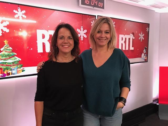 Intervention RTL Isabelle Méténier